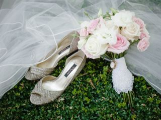The wedding of Mark and Memorie 2