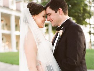 The wedding of Mark and Memorie
