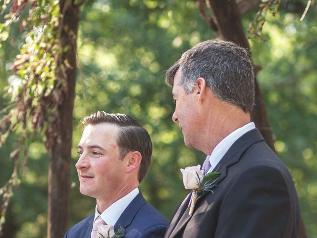 Adam and Courtney's Wedding in College Station, Texas 4