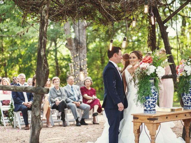Adam and Courtney's Wedding in College Station, Texas 9