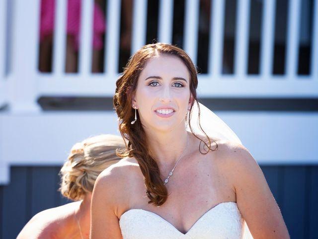 Dan and Allie's Wedding in Rehoboth Beach, Delaware 5