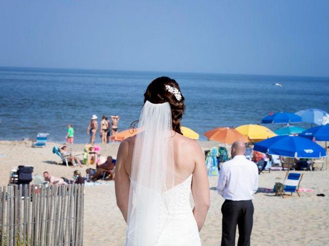 Dan and Allie's Wedding in Rehoboth Beach, Delaware 6