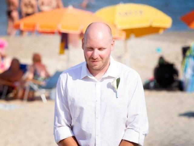Dan and Allie's Wedding in Rehoboth Beach, Delaware 7