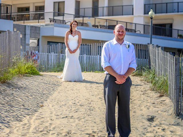 Dan and Allie's Wedding in Rehoboth Beach, Delaware 8