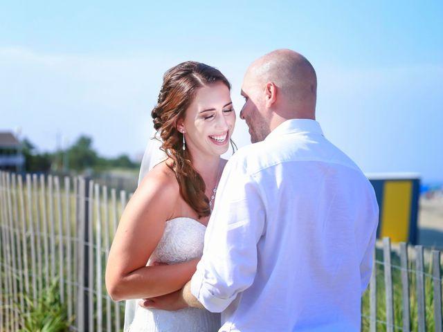 Dan and Allie's Wedding in Rehoboth Beach, Delaware 9