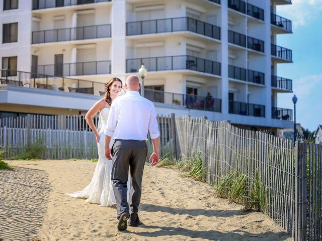 Dan and Allie's Wedding in Rehoboth Beach, Delaware 10