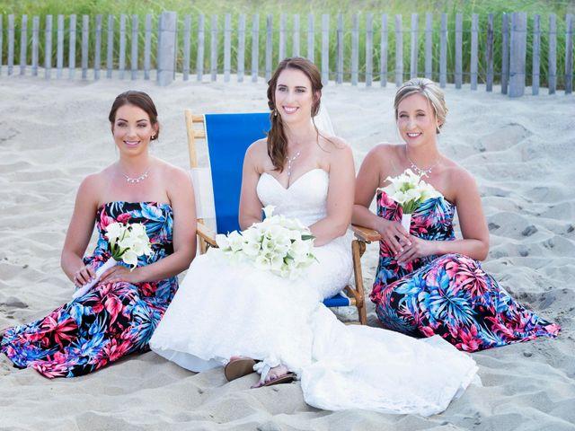 Dan and Allie's Wedding in Rehoboth Beach, Delaware 11
