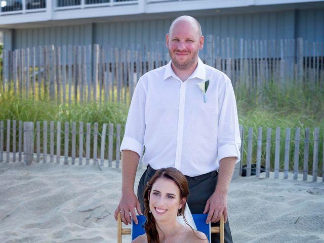 Dan and Allie's Wedding in Rehoboth Beach, Delaware 13