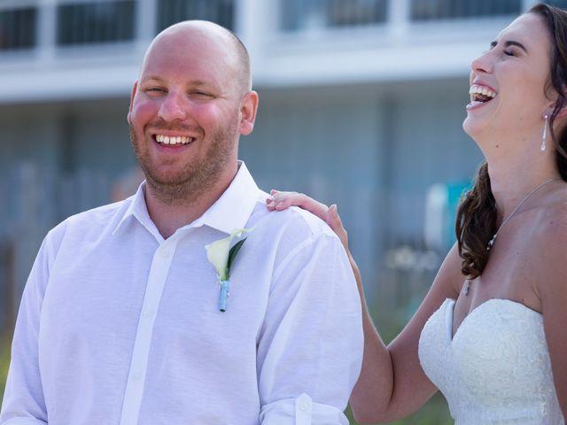 Dan and Allie's Wedding in Rehoboth Beach, Delaware 15