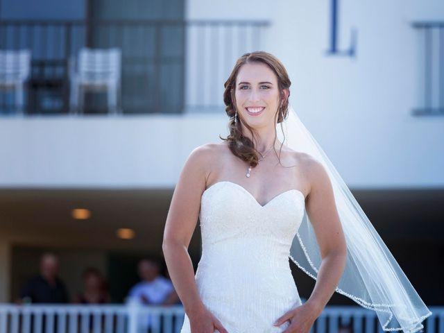 Dan and Allie's Wedding in Rehoboth Beach, Delaware 16