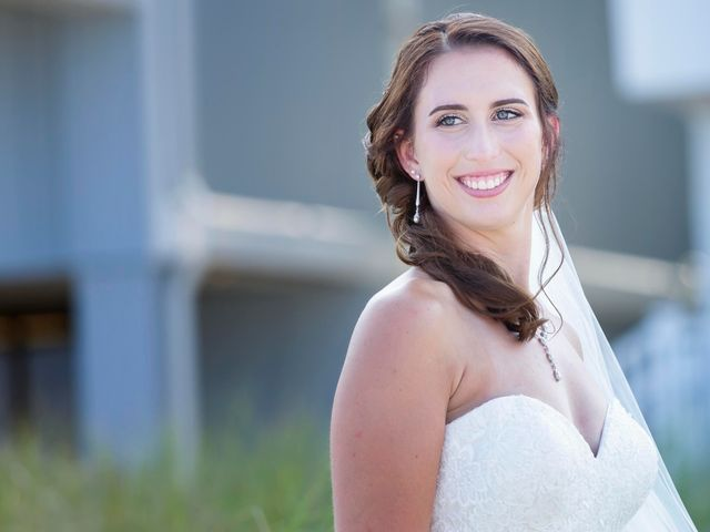 Dan and Allie's Wedding in Rehoboth Beach, Delaware 17