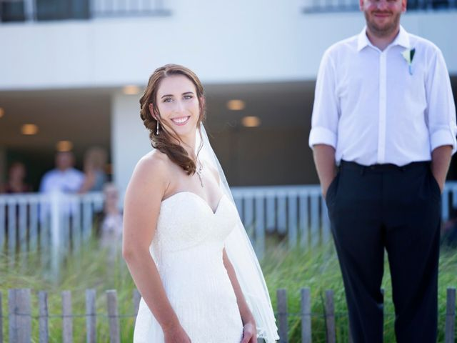 Dan and Allie's Wedding in Rehoboth Beach, Delaware 18