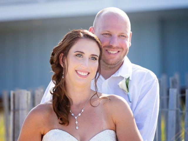 Dan and Allie's Wedding in Rehoboth Beach, Delaware 1