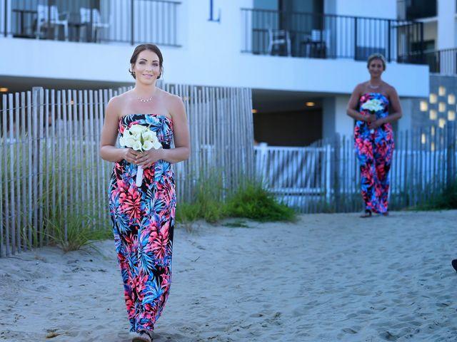 Dan and Allie's Wedding in Rehoboth Beach, Delaware 23