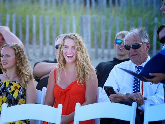 Dan and Allie's Wedding in Rehoboth Beach, Delaware 37