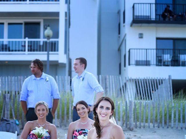 Dan and Allie's Wedding in Rehoboth Beach, Delaware 38