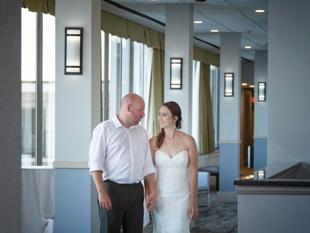 Dan and Allie's Wedding in Rehoboth Beach, Delaware 46