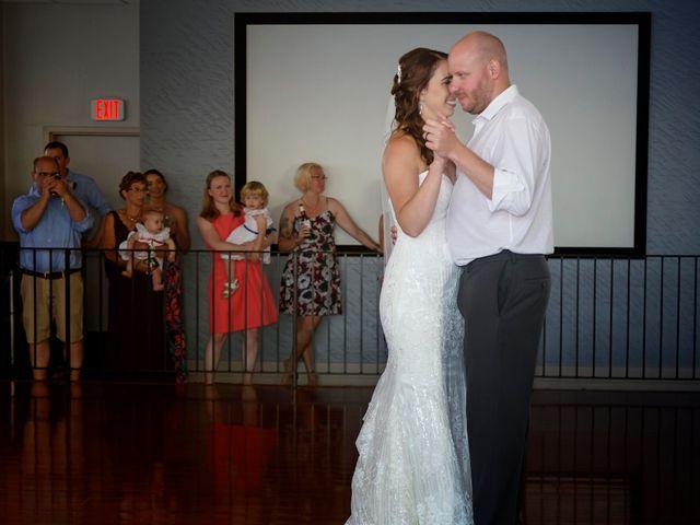 Dan and Allie's Wedding in Rehoboth Beach, Delaware 50