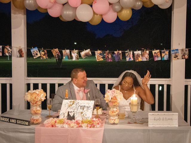 The wedding of Anthony and Urshila