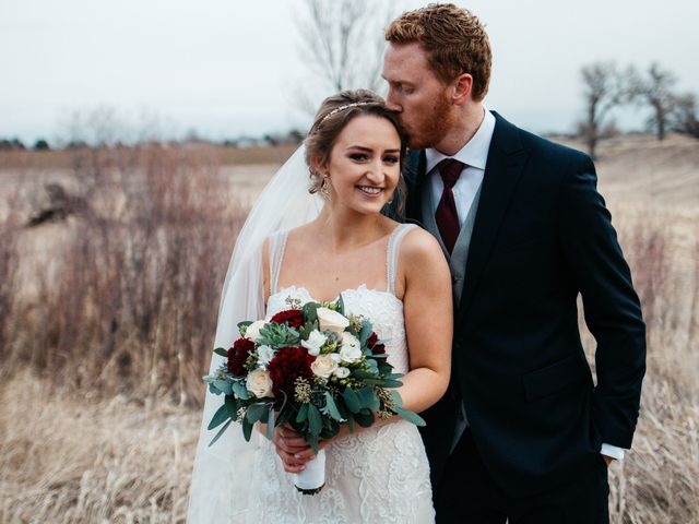 The wedding of Luke and Makenna