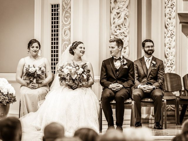 Curtis and Sarah's Wedding in Chicago, Illinois 3