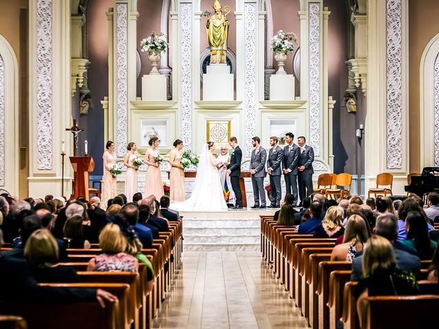Curtis and Sarah's Wedding in Chicago, Illinois 4