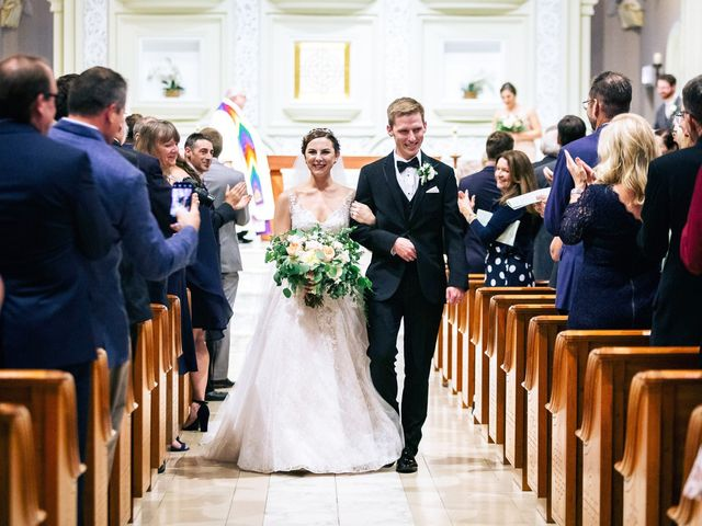 Curtis and Sarah's Wedding in Chicago, Illinois 7