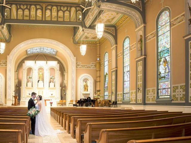 Curtis and Sarah's Wedding in Chicago, Illinois 8