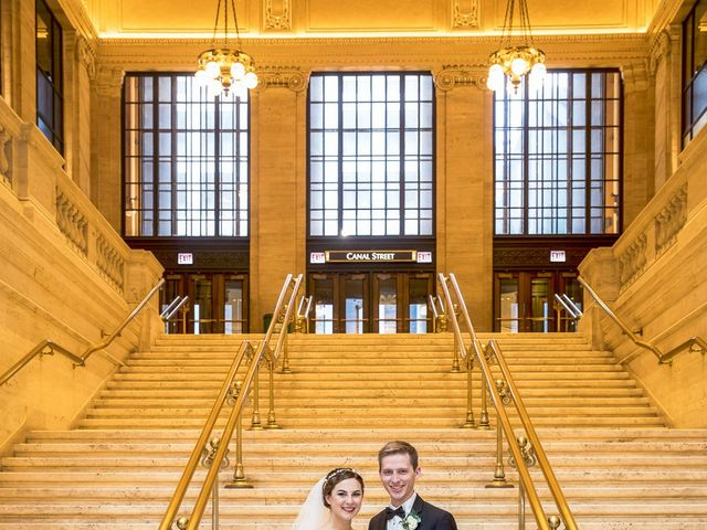 Curtis and Sarah's Wedding in Chicago, Illinois 9