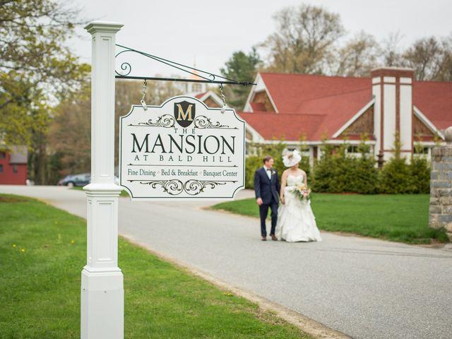 The wedding of Kat and Matt