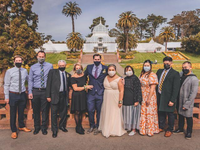 Jason and Sara's Wedding in San Francisco, California 47