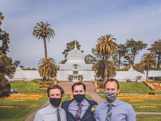 Jason and Sara's Wedding in San Francisco, California 48