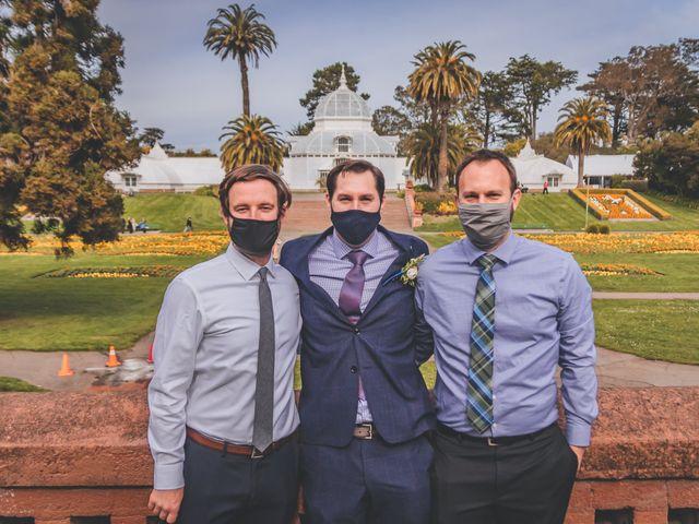 Jason and Sara's Wedding in San Francisco, California 49