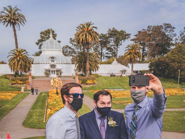 Jason and Sara's Wedding in San Francisco, California 50