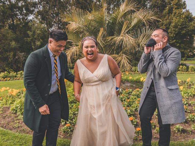 Jason and Sara's Wedding in San Francisco, California 52