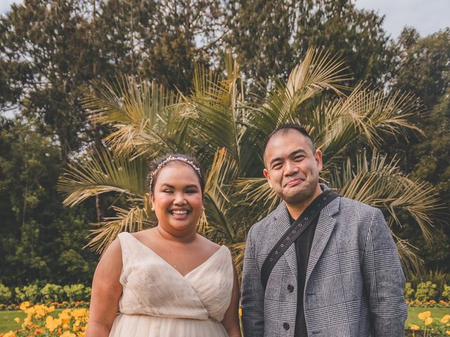Jason and Sara's Wedding in San Francisco, California 54