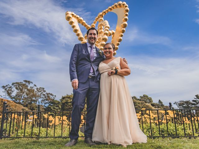 Jason and Sara's Wedding in San Francisco, California 63