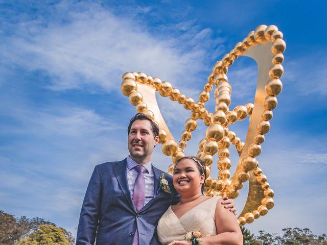 Jason and Sara's Wedding in San Francisco, California 65