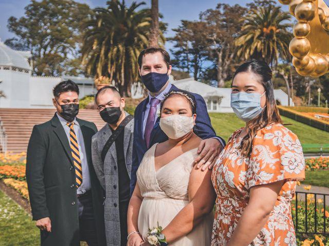 Jason and Sara's Wedding in San Francisco, California 69