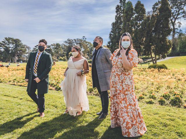 Jason and Sara's Wedding in San Francisco, California 71