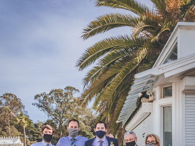 Jason and Sara's Wedding in San Francisco, California 72