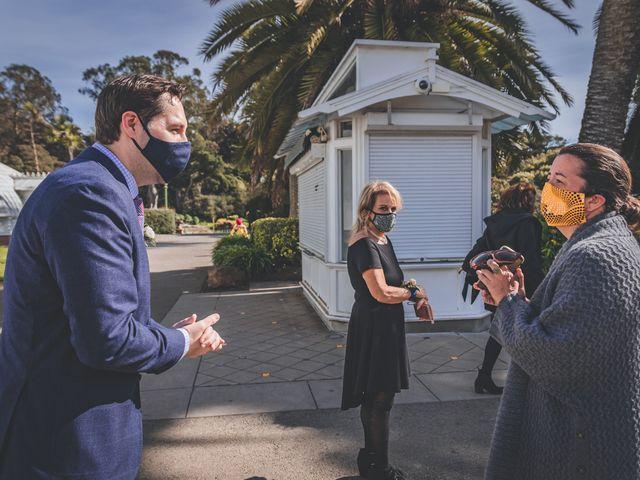 Jason and Sara's Wedding in San Francisco, California 74