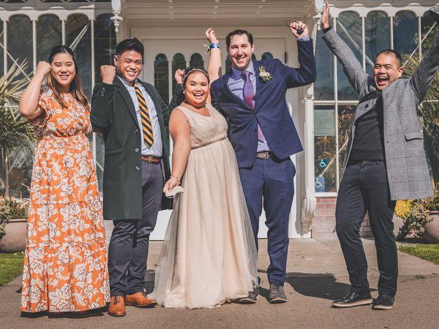 Jason and Sara's Wedding in San Francisco, California 79