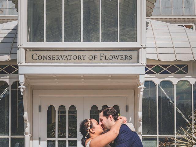 Jason and Sara's Wedding in San Francisco, California 84