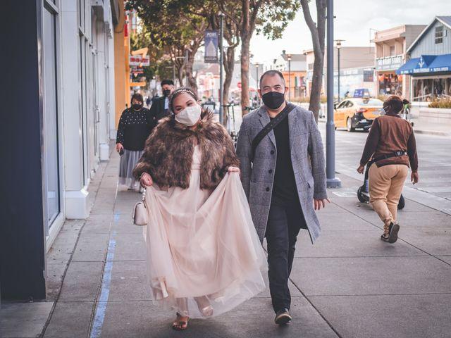 Jason and Sara's Wedding in San Francisco, California 131
