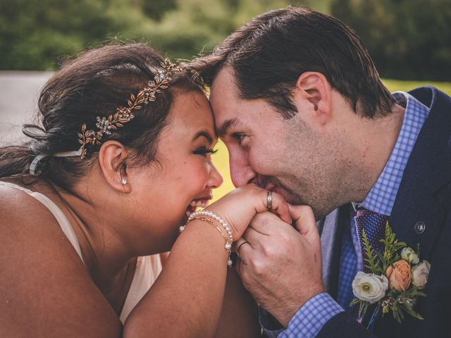 Jason and Sara's Wedding in San Francisco, California 148