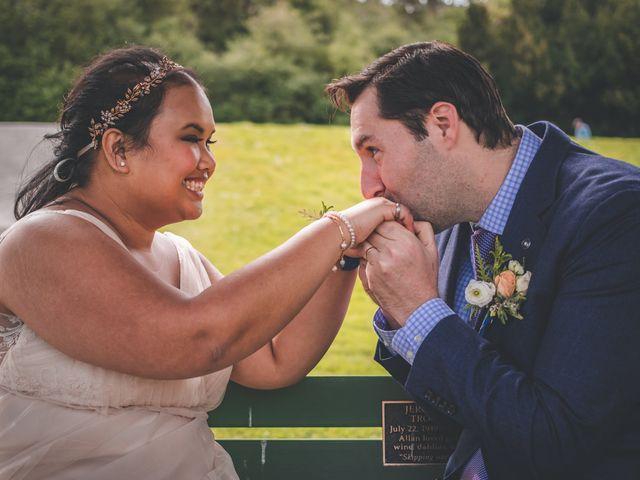 Jason and Sara's Wedding in San Francisco, California 149
