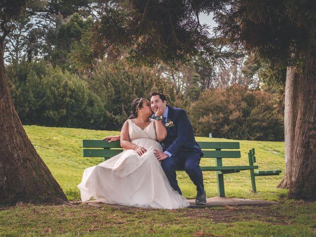 Jason and Sara's Wedding in San Francisco, California 155