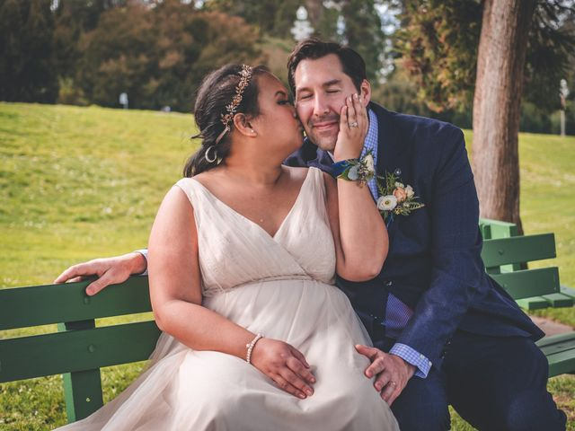 Jason and Sara's Wedding in San Francisco, California 156