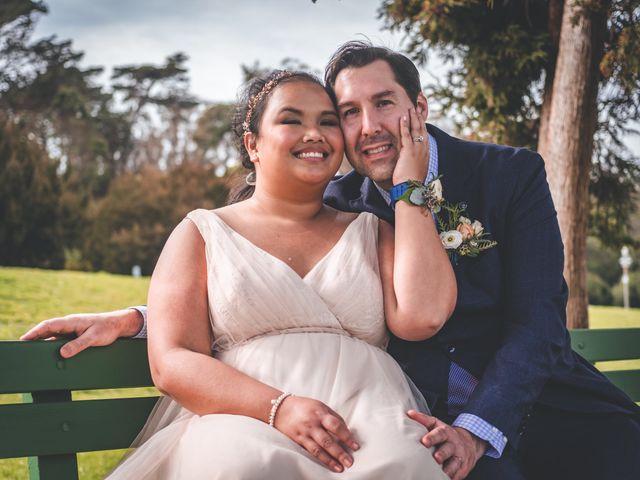 Jason and Sara's Wedding in San Francisco, California 157
